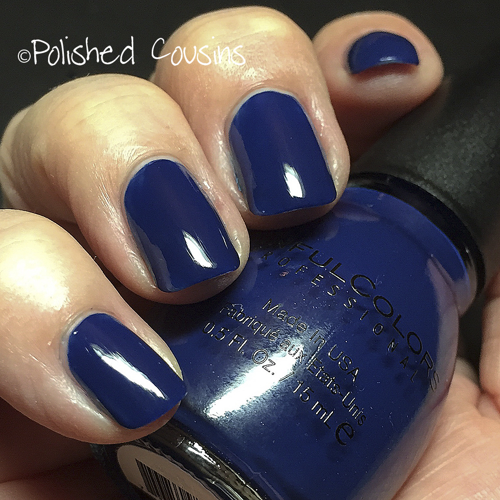 Polished Cousins: SinfulColors 2015 Spring Fever Collection