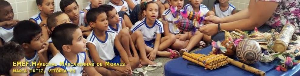 """EMEF """"Marechal Mascarenhas de Moraes"""""""