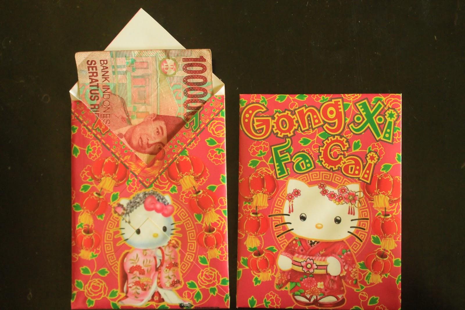 Chinese New Year Makeup Tutorial + Cara Dapet Banyak Angpao