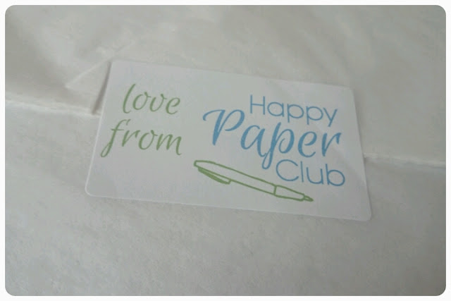 happy paper club