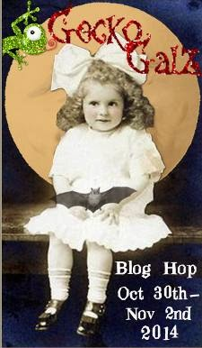 Gecko Galz Blog Hop