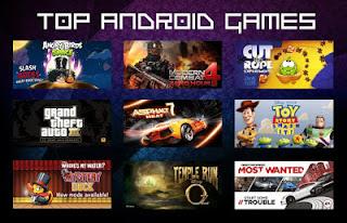 Kumpulan Game Android New Version Paling Terpopuler