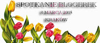 Spotkanie blogerek w Krakowie 8.03.2015r.