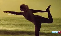 Yoga: Matsyasana or fish pose cures Thyroid related issues