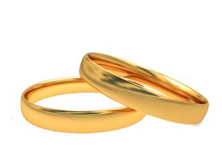 alianzas de bodas para imprimir
