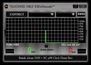 Inject Telkomsel Mild 30 Oktober 2014