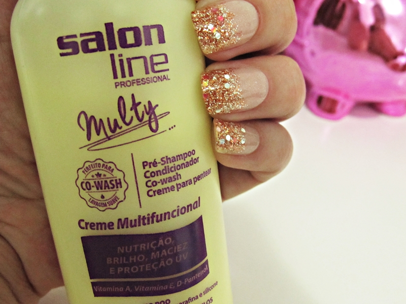 Multy | Creme Multifuncional da Salon Line