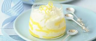 Creme de limão light