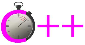 C++ Stopwatch