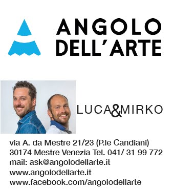 LUCA&MIRKO - ANGOLO DELL'ARTE