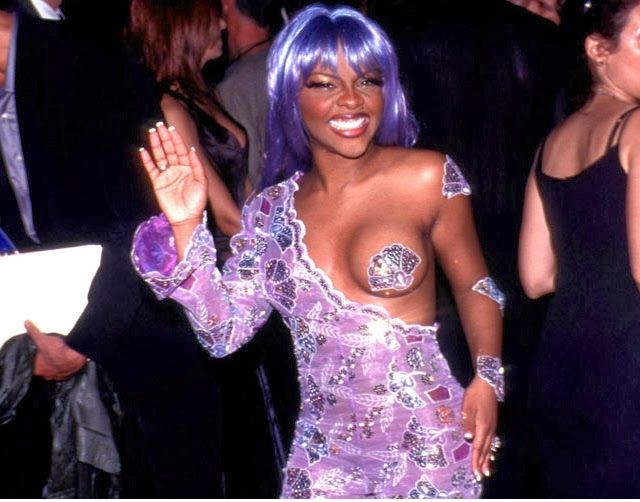 Lil Kim en MTV Video Music Awards de 1999