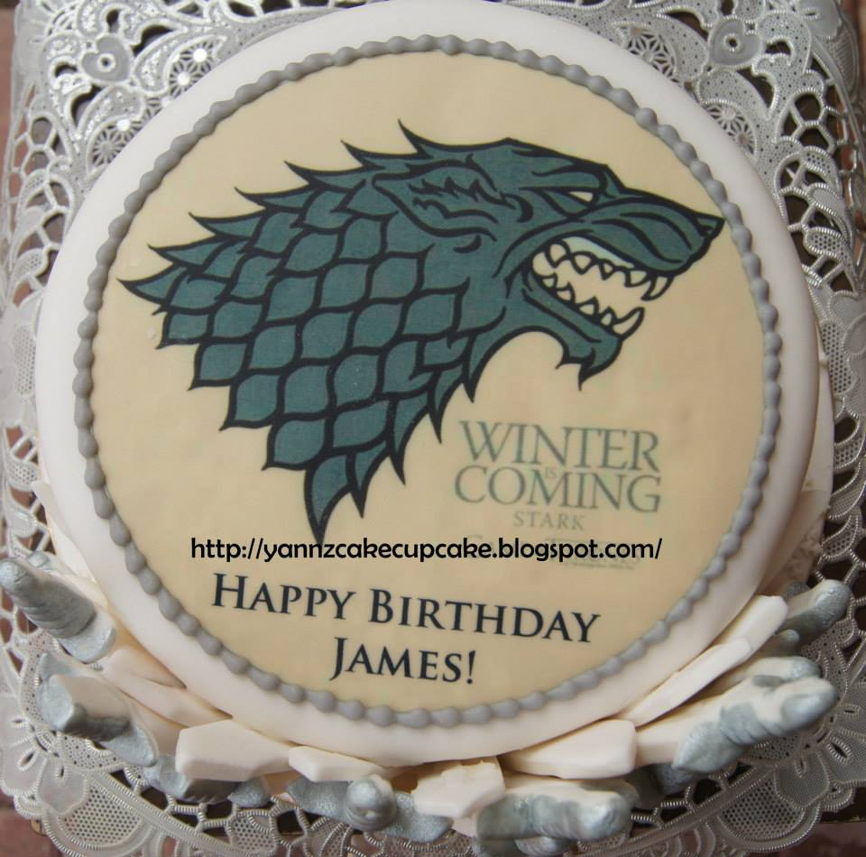 Cake Game Of Thrones How Make