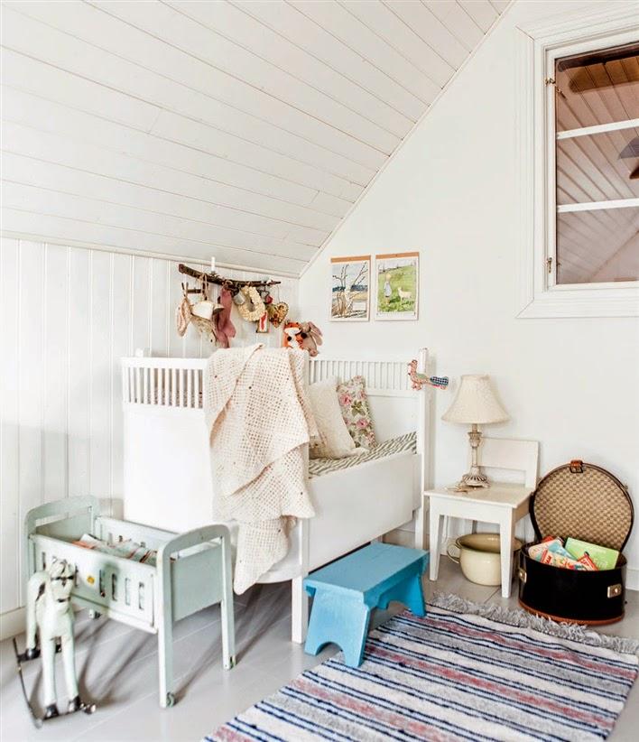 Deco] inspiración: vintage kid's room – virlova style