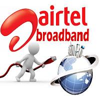 Airtel Broadband Get 1GB To 60GB High Speed Data For Free