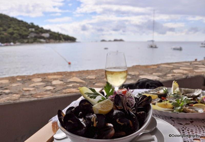 Casa Restaurant, Lapad Bay, Dubrovnik