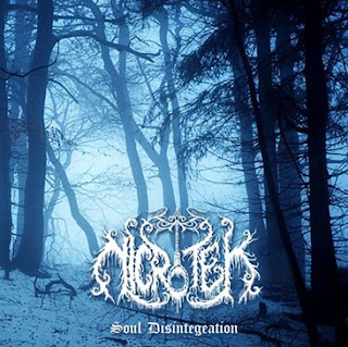 Soul Disintegration, Nicrotek One Man Black Metal Band from Surabaya Indonesia, Indonesian One Man Black Metal