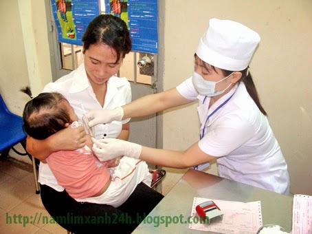 Tiêm chủng là cách hiệu quả để phòng tránh viêm gan A