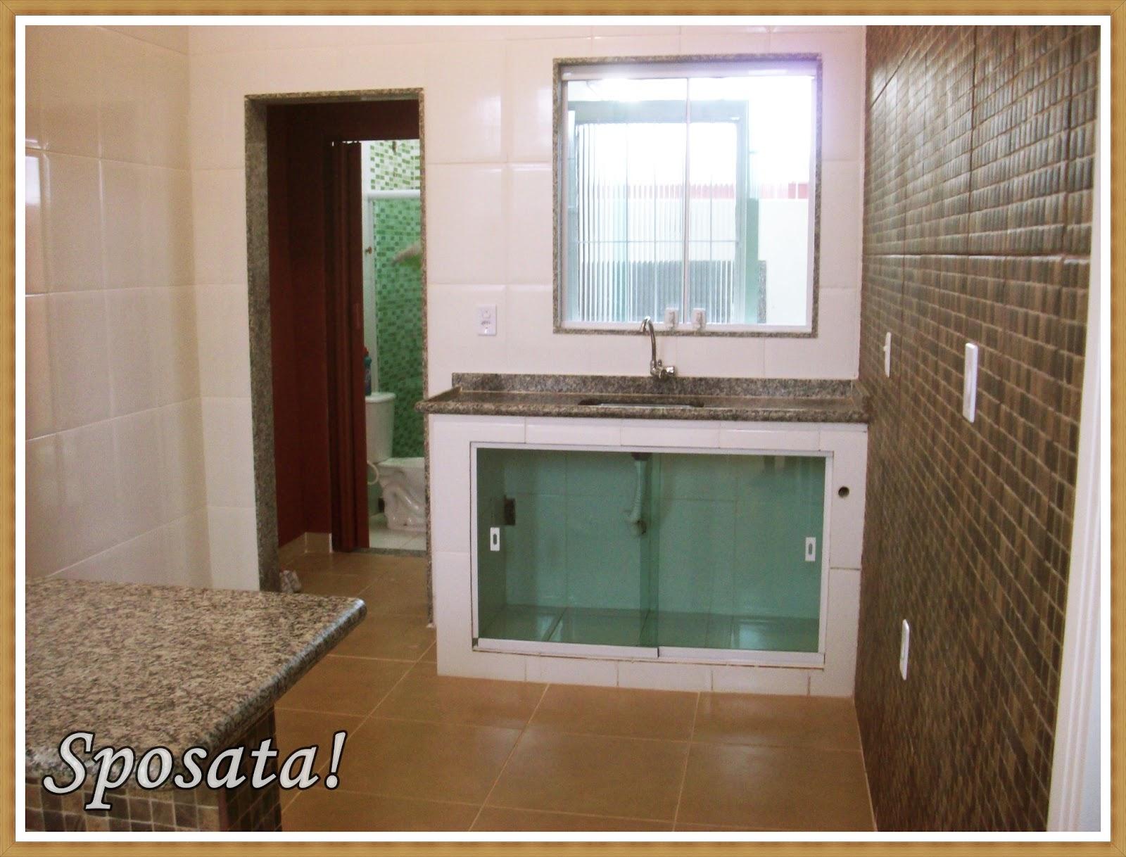 #926E39  para o lar A reforma da minha casa (Parte 2): Cozinha e sala de 220 Janelas De Vidro Para Cozinha