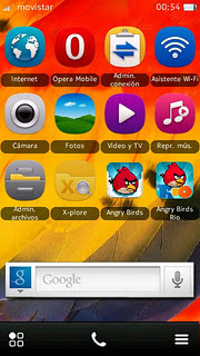 Symbian Belle Theme For SPBShell
