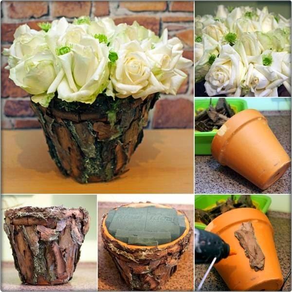 Kako napraviti drvene saksije i žardinjere - Moj Vrt Cvijeća