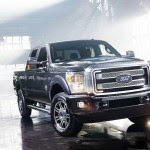 2016 Ford F350 Super Duty Release Date