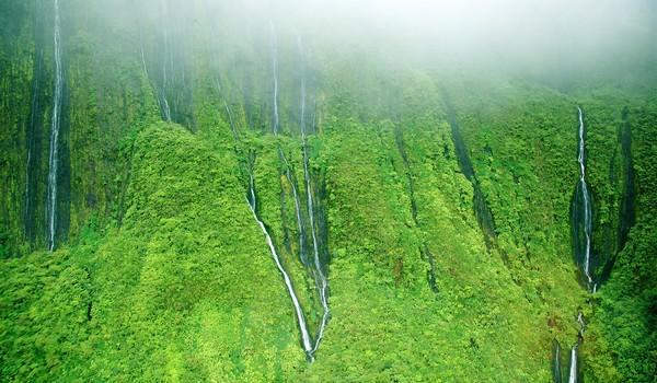 Muro de las Lágrimas, Puu Kukui, Hawaii