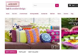 Go To Janie Crow web site
