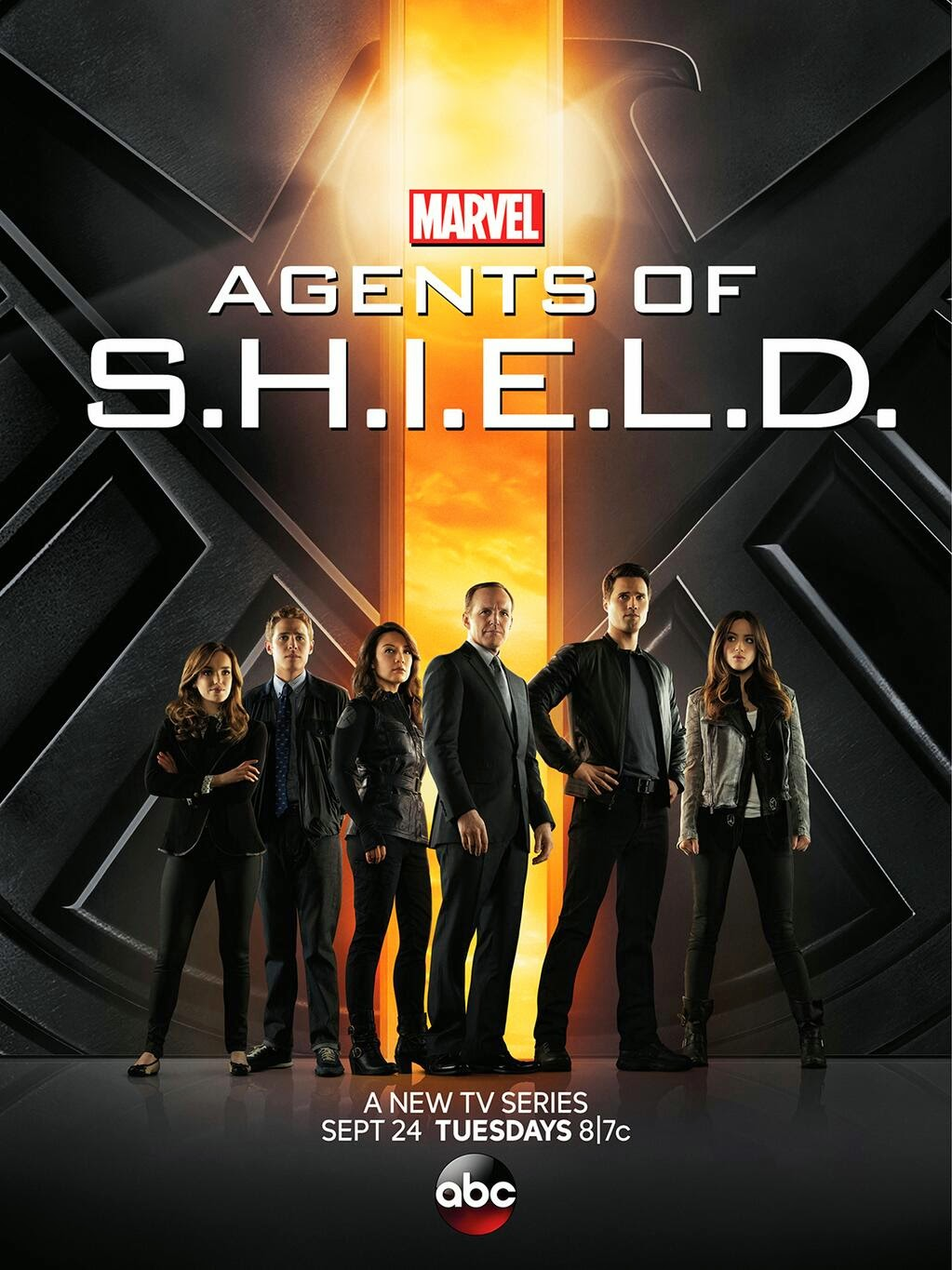Agentes de Shield Temporada 1 Latino