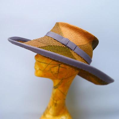 2909d2a6929 New Fantastic Fedora Sun Hats from Panama Straw