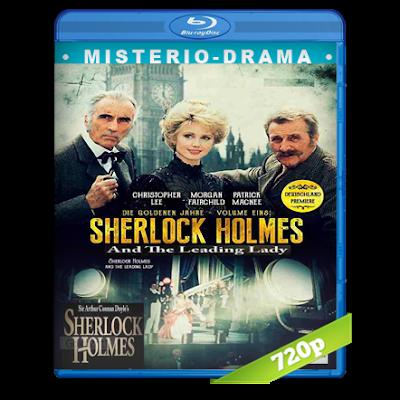 Sherlock Holmes Misterio En La Opera (1991) BRRip 720p Audio Dual Latino-Ingles 2.0