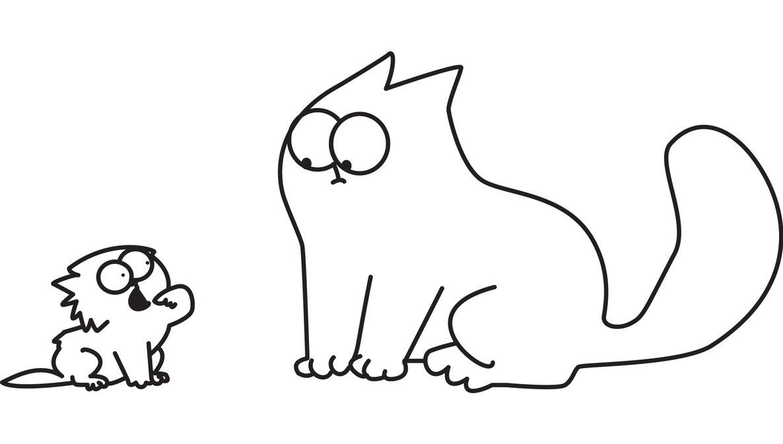 Simons Cat Ball