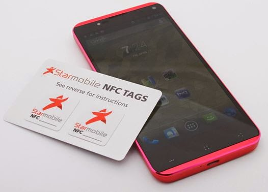 NFC Tag for Starmobile Octa Coming Soon