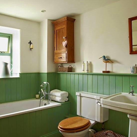 Khúc ngẫu hứng từ các thiết bị phòng tắm kiểu cổ điển