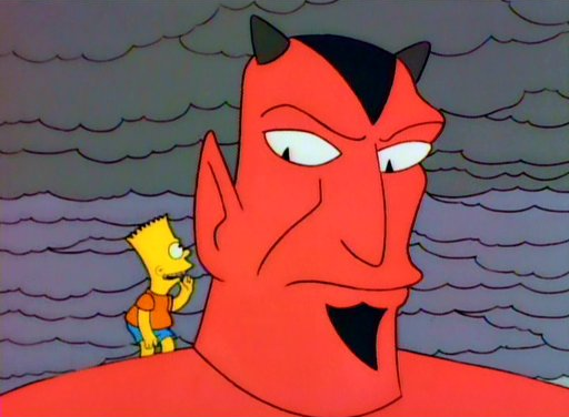 Who Let the Devil