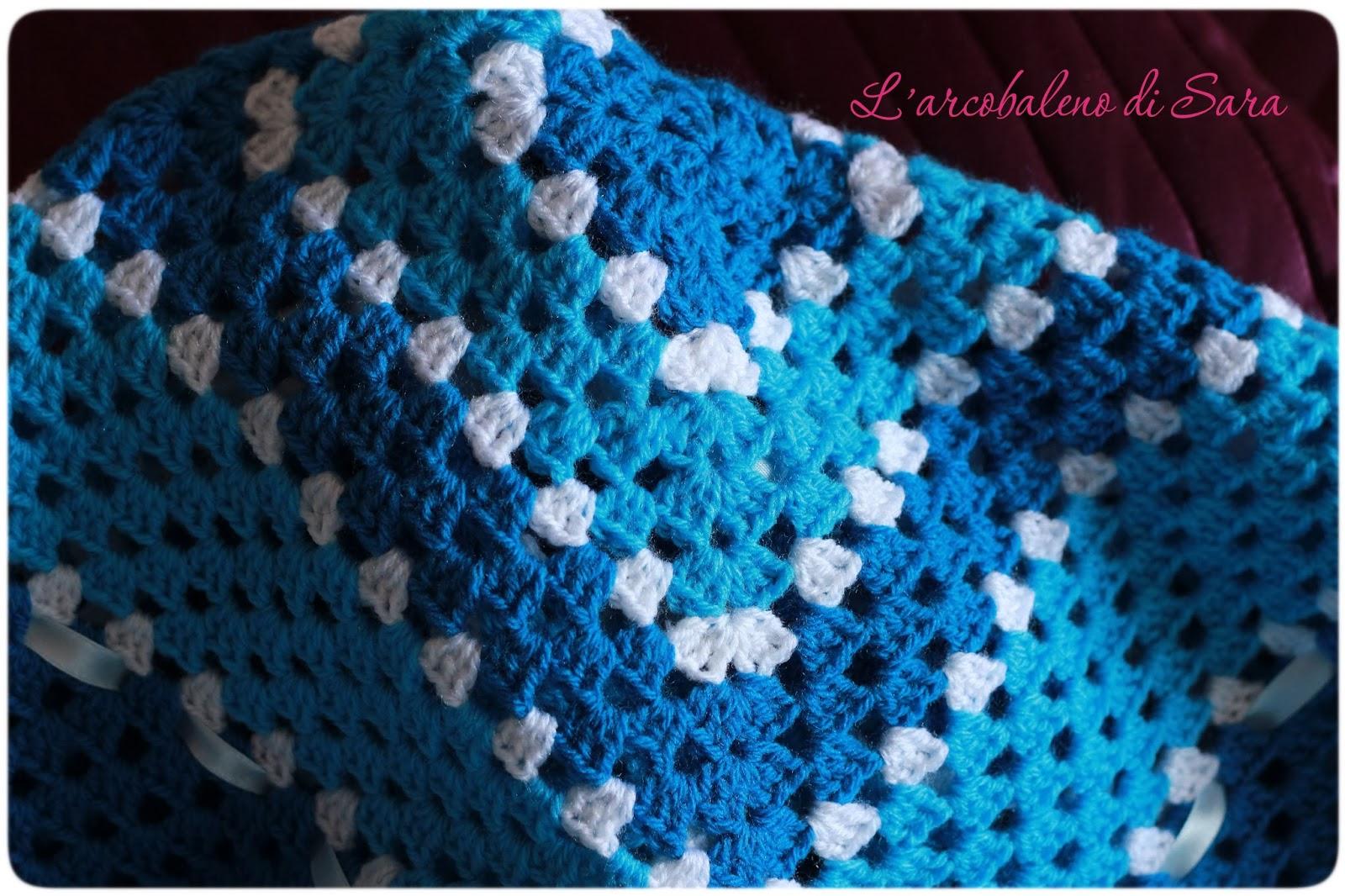 crochet shal