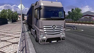 Mercedes Benz Actros MPIV truck mod for ETS2