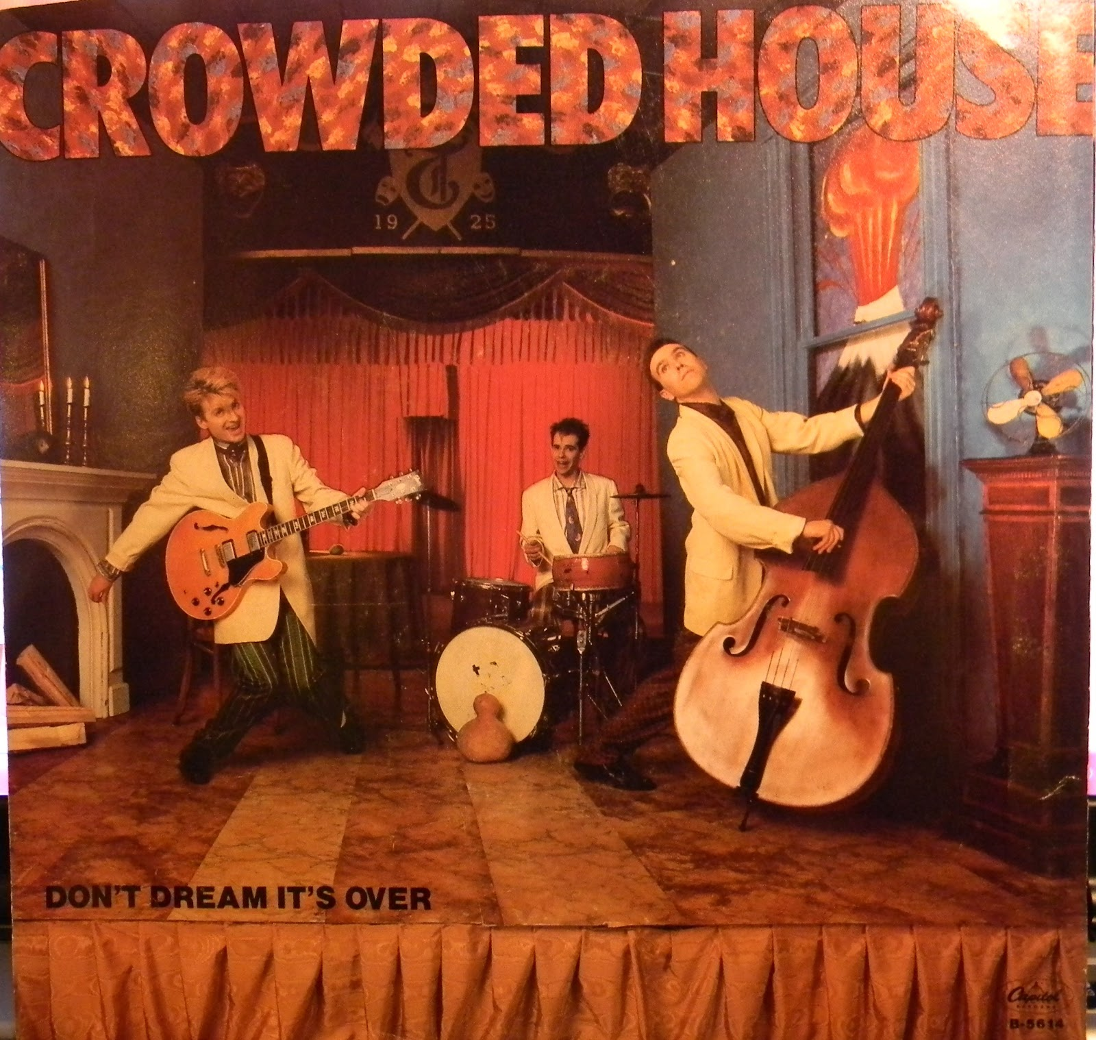 Autos test drive noticias y mucho m s crowded house for House music 1986