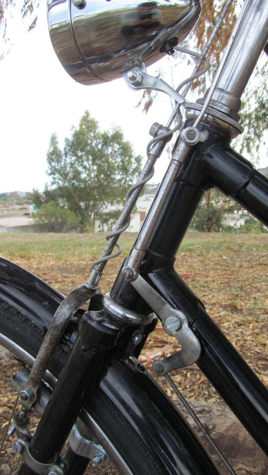 Bicicletas antiguas - Wuyang Pai