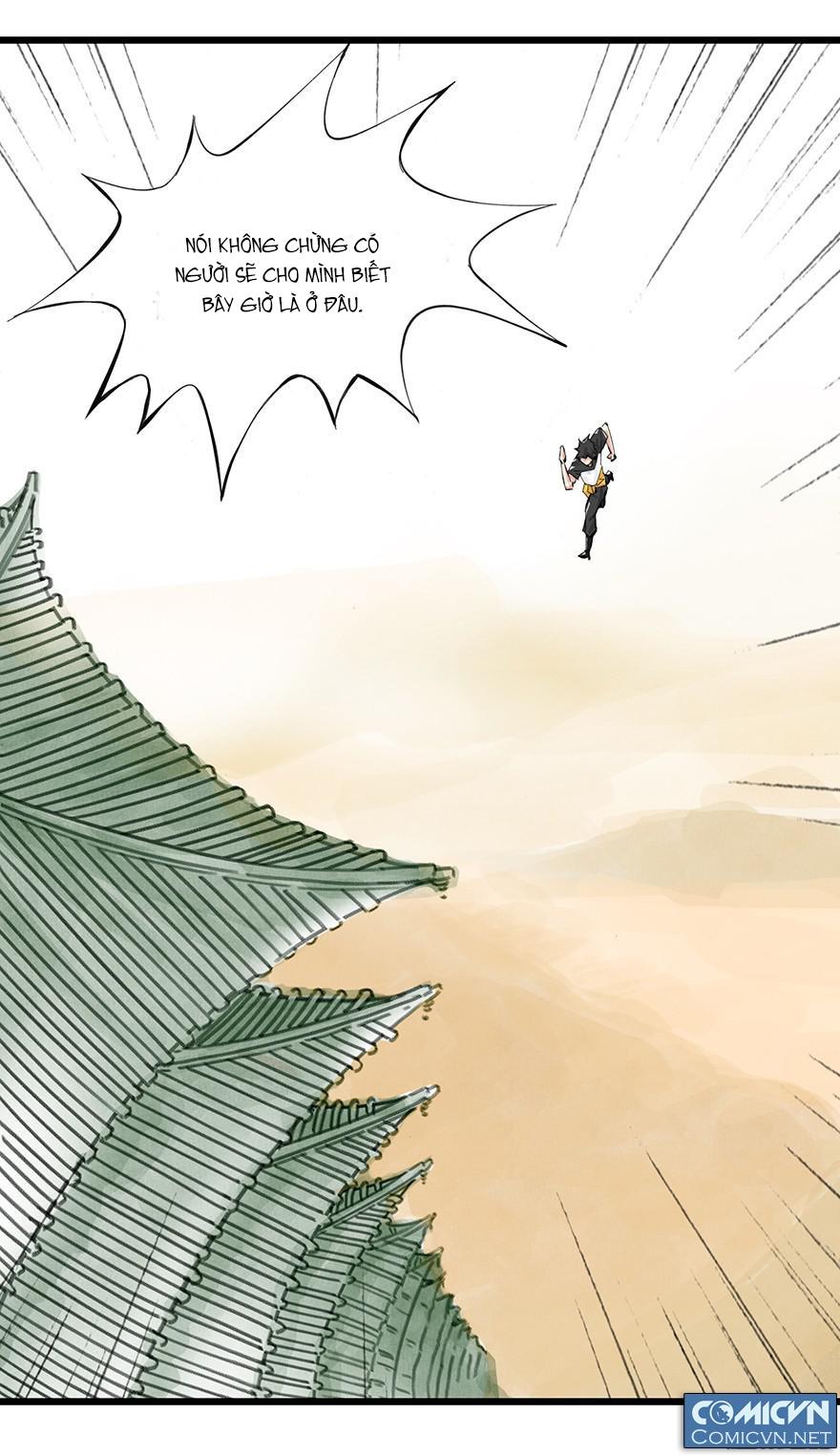 Tháp Trăm Tầng Chapter 1 - Hamtruyen.vn