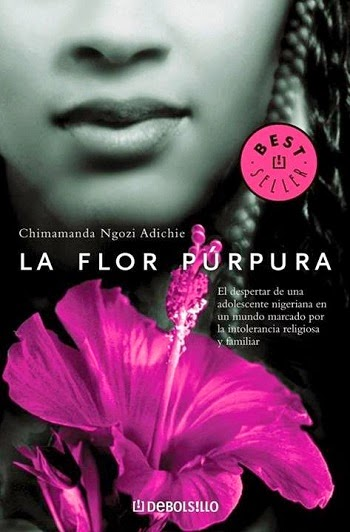 La flor púrpura Chiamamanda Ngozi Adichie