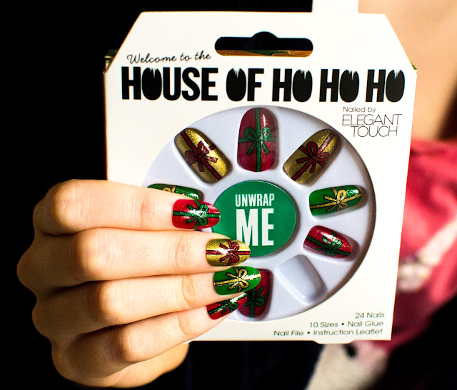 House of ho ho ho festive nails