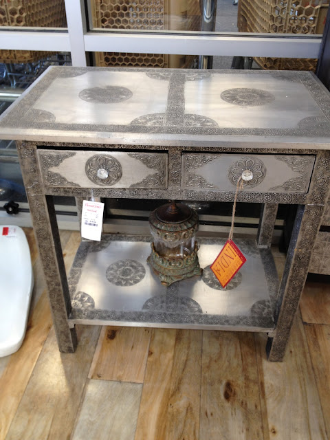 this rug was charming however not as charming as the incredible ikat rug  that i spotted during one of my last homegoods adventures. simple console  table - Homegoods Console Table. Inspiration India At Homegoods. Geri