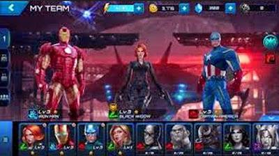 Download Marvel Future Fight v1.1.2