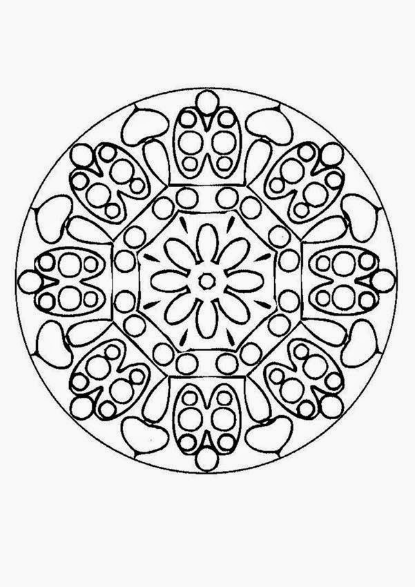Mandala coloring pages coloring.filminspector.com