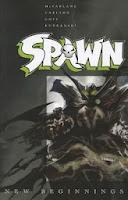 Spawn: New Beginnings Volume 1,Jon Goff, Will Carlton, Szymon Kudranski,Image Comics  tienda de comics en México distrito federal, venta de comics en México df