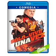 Sólo se vive una vez (2017) Full HD 1080p Audio Latino