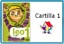 "CARTILLA DE LECTURA ""LEO 1"" EDITORIAL EVEREST"