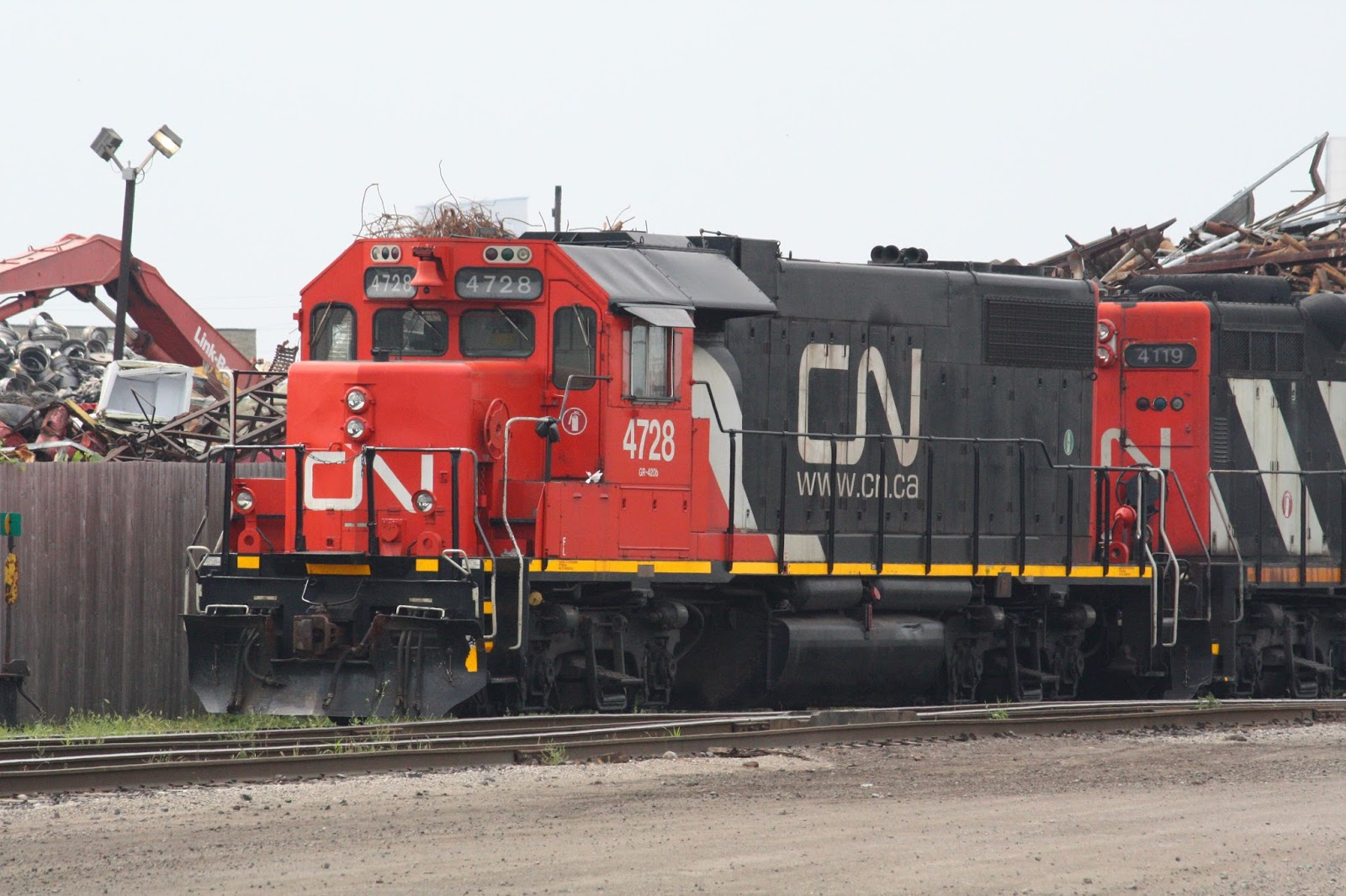 cbn railway company Case 6-1 cbn railway company ceo john spychalski is concerned about a problem that has existed at cbn railroad for almost 20 years now the continuous problem has been that the locomotives used by the.