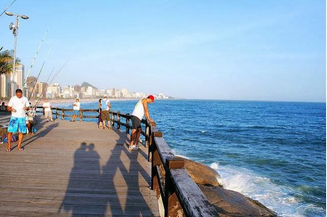 Passeio Rio City tour Expresso Navios - mirante do Leblon