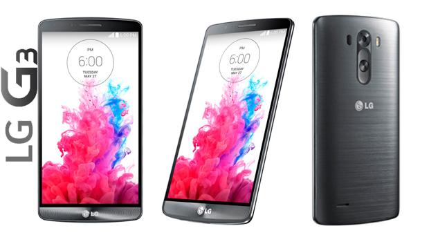 LG G3 Day: ya tenemos el nuevo Smartphone LG